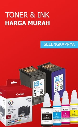Jual Toner And Ink Catridge